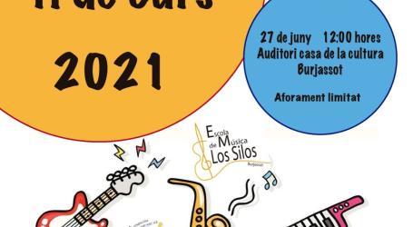 El domingo 27 de junio vuelven a sonar los acordes de la Agrupación Musical Los Silos en el Auditorio