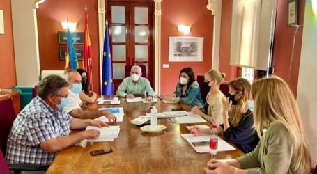 Alboraya se reúne con la Unió de Llauradors i Ramaders para trazar una línea de acción común en beneficio de la agricultura local