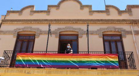 Almàssera conmemora el Día del Orgullo con una exposición urbana