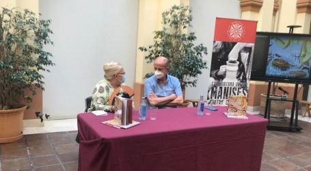 """La Casa de Cultura de Manises acull la presentació del llibre """"Plats de Manises»"""