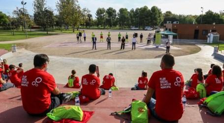 Arranca una nueva edición del Plan Social de Empleo impulsado por el Ayuntamiento de Mislata