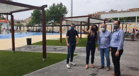 Torna la piscina lúdica d'Aldaia amb novetats per a tots els públics
