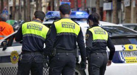 La Policia Local de Catarroja redueix el nombre de vehicles abandonats