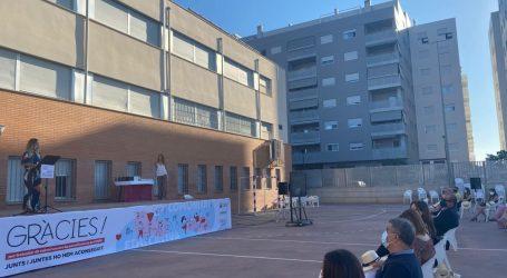 El Ayuntamiento de Aldaia homenajea a la comunidad educativa del municipio