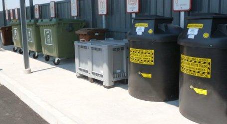 El ecoparque de Massamagrell recoge más de mil toneladas de residuos en lo que llevamos de añoM