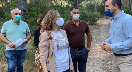 El PP de Torrent aplaude la creación de la Brigada Forestal Permanente en El Vedat