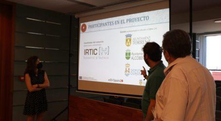 El Ayuntamiento de Torrent participa en el proyecto europeo elD4Spain20