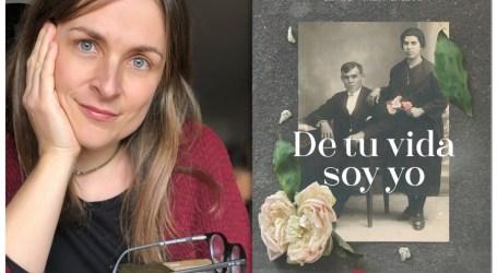 Elvira Vidal Navarro, hija de Alboraya, publica su libro 'De tu vida soy yo'