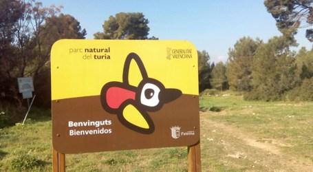 Compromís per Paterna sol·licita a l'ajuntament la senyalització de Les Moles com a nova zona del Parc Natural del Túria