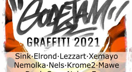 Torna el Festival Godejam de grafiti a Godella els dies 4 i 5 de setembre