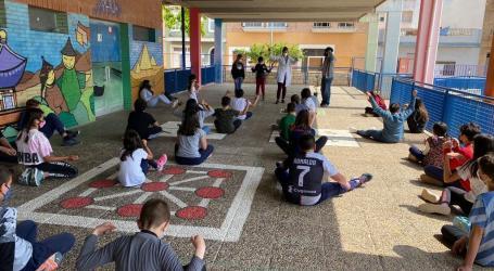 Tres escuelas de l'Horta participan en el programa Agents pel Clima de la Diputació