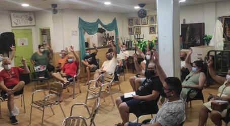 Las fallas de Paterna se autoimponen toque de queda en los casales para septiembre