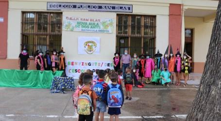 Los niños y niñas de Albal comienzan el curso escolar