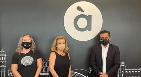 À Punt col·labora amb l'Associació de Familiars de Malalts d'alzhèimer de València