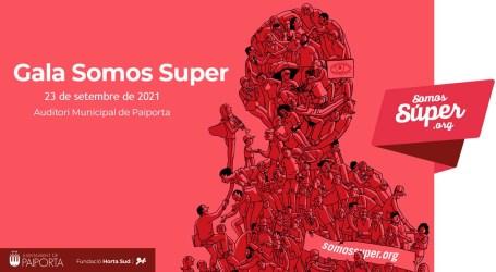 Paiporta celebra la tercera edició de la gala Somos Súper