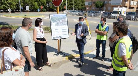 La Diputació inicia las obras de la nueva rotonda de la carretera de Picanya a su paso por Paiporta