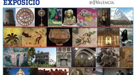 Una exposición itinerante sobre el patrimonio artístico valenciano llega a Alboraya