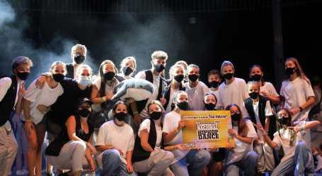 La Escuela de danza Dansar Dance Studio de Catarroja participa en el XII Campeonato Nacional de Hip Hop