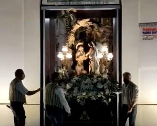 Misa en honor a San Onofre, el patrón de Quart de Poblet