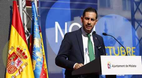 El Centro Ocupacional, el Club Balonmano y Sergio Muñoz, a título póstumo, galardonados con las Distinciones Honoríficas Nou d'Octubre en Mislata