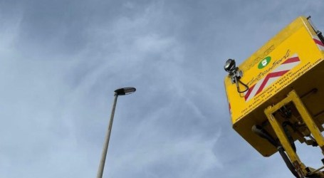 El Ayuntamiento de Massamagrell comienza la sustitución de luminarias del Polígono Industrial Bobalar