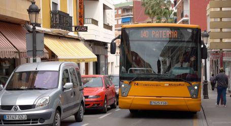 47 estudiantes paterneros que cursan estudios superiores fuera de la ciudad se benefician de las ayudas municipales para el transporte