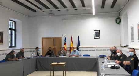 Manises convoca la Junta Local de Seguretat