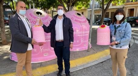 Massamagrell acoge la campaña solidaria 'Recicla Vidrio por ellas' de Ecovidrio