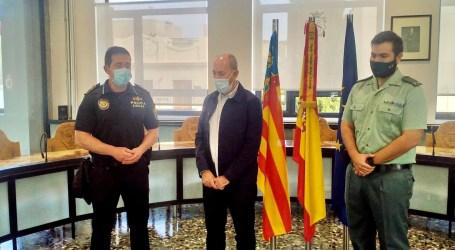Massanassa se une a la celebración de la patrona de la Guardia Civil