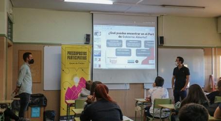Quart de Poblet prepara sus próximos presupuestos participativos
