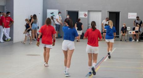 Aldaia estrena per primera volta una Escola de Pilota Valenciana