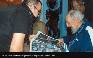 FOTO DE FIDEL CASTRO DOS