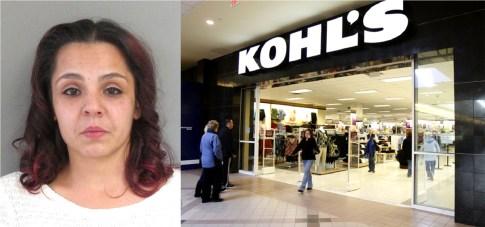 Detienen dominicana por robos en tiendas de New Hampshire