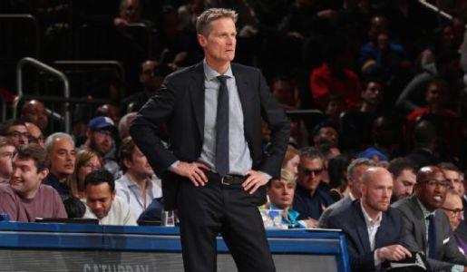 Steve Kerr y los Warriors en situación incierta para las Finales