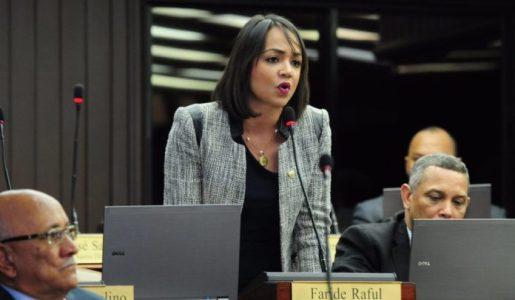 Faride denuncia que Procuraduría solicitó intervenir telefonos de Susana Gautreau y Yayo Sanz