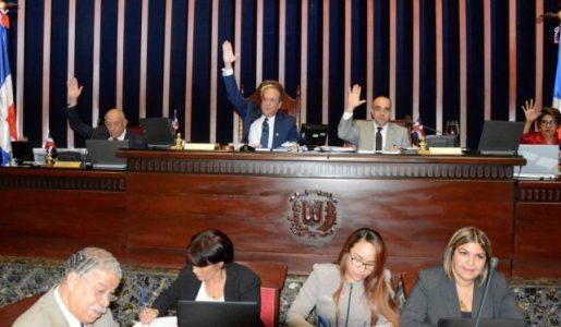 Termina la sesión del Senado sin que se conozca el proyecto de reforma constitucional