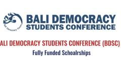 مؤتمر طلاب بالي للديمقراطية من قبل حكومة جمهورية إندونيسيا (ممول بالكامل)