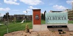منحة جامعة ألبرتا