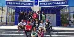 منحة جامعة قبرص الغربية