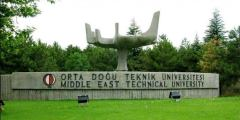 منحة جامعة الشرق الأوسط التقنية