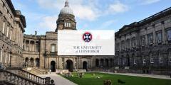 منحة جامعة إدنبرة
