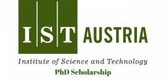 منحة معهد العلوم والتكنولوجيا في النمسا لدراسة الدكتوراه (ممولة بالكامل) 2021