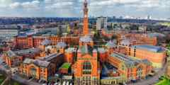 منح جامعة برمنجهام 2021 لدراسة الماجستير في المملكة المتحدة