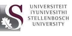منحة جامعة Stellenbosch لدراسة الماجستير والدكتوراه في جنوب إفريقيا