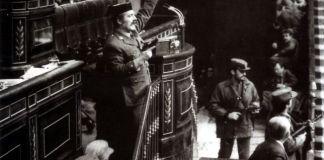 Exteniente coronel Antonio Tejero Molina, quien fue condenado a 30 años de cárcel por ser la cara del golpe de Estado de 1981   Foto: EFE