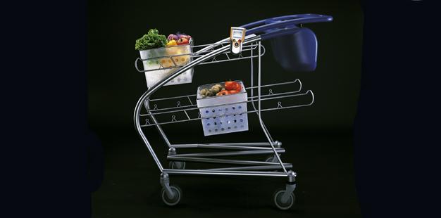 Un caso clásico de innovación: el carro de la compra de IDEO
