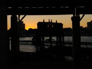 Pier 1 Gantry