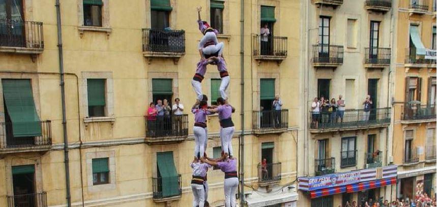 Històric de la Diada del Primer Diumenge de Festes de Tarragona