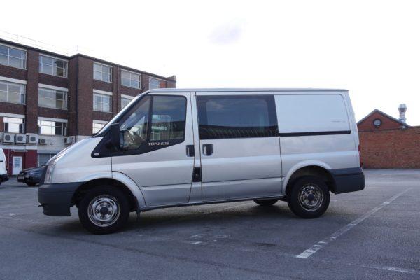 Ford Transit 6-Seat Workvan hire Birmingham - Elmport Van ...