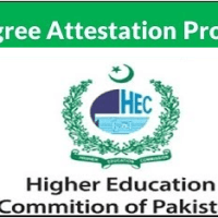 HEC Online Degree Attestation Procedure
